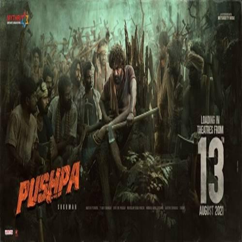 Pushpa songs
