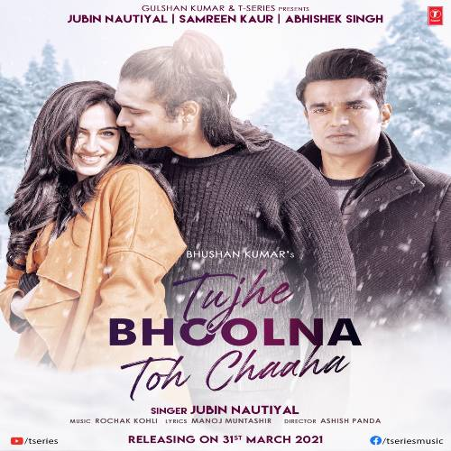 Tujhe Bhoolna Toh Chaaha lyrics